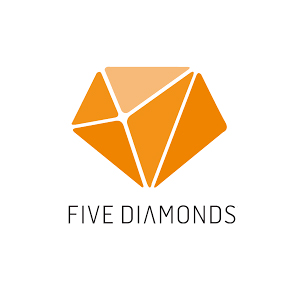Giftcard Five Diamonds